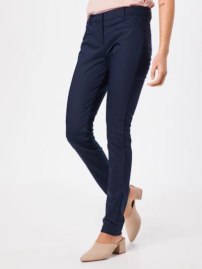TOMMY HILFIGER Hose in dunkelblau, Modelansicht