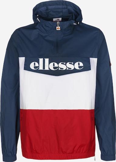 ELLESSE Prechodná bunda 'Domani' - modré / červené / biela, Produkt