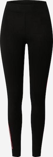 ONLY Leggings 'ONLSTEFFI LEGGING BOX JRS' in schwarz, Produktansicht