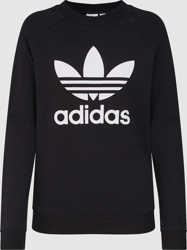 38d8712fdb ADIDAS ORIGINALS Tréning póló fekete / fehér színben | ABOUT YOU