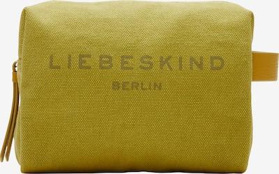 Liebeskind Berlin Kosmetická taštička - zlatě žlutá / růže, Produkt