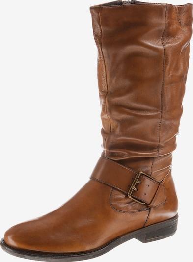 SPM Stiefel in braun, Produktansicht