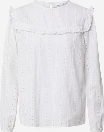 SAINT TROPEZ Bluse 'NomiSZ' in weiß, Produktansicht