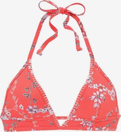 SUNSEEKER Bikini augšdaļa 'Ditsy' pieejami jauktu krāsu / oranžsarkans, Preces skats