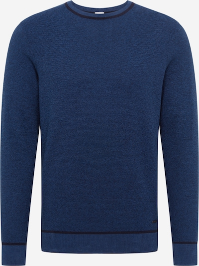 bugatti Pullover in blau, Produktansicht