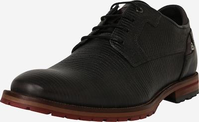 Batai su raišteliais iš BULLBOXER , spalva - ruda / juoda, Prekių apžvalga