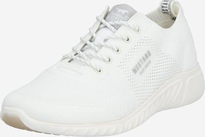 MUSTANG Nizke superge | bela barva, Prikaz izdelka