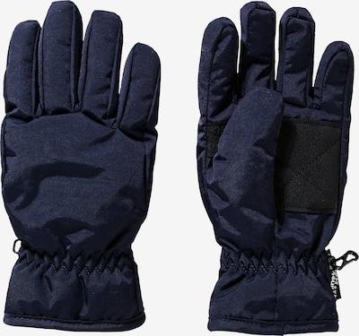 DÖLL Fingerhandschuhe in nachtblau, Produktansicht