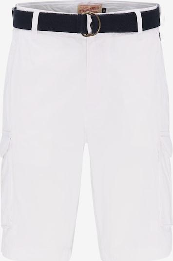 Petrol Industries Shorts in weiß, Produktansicht