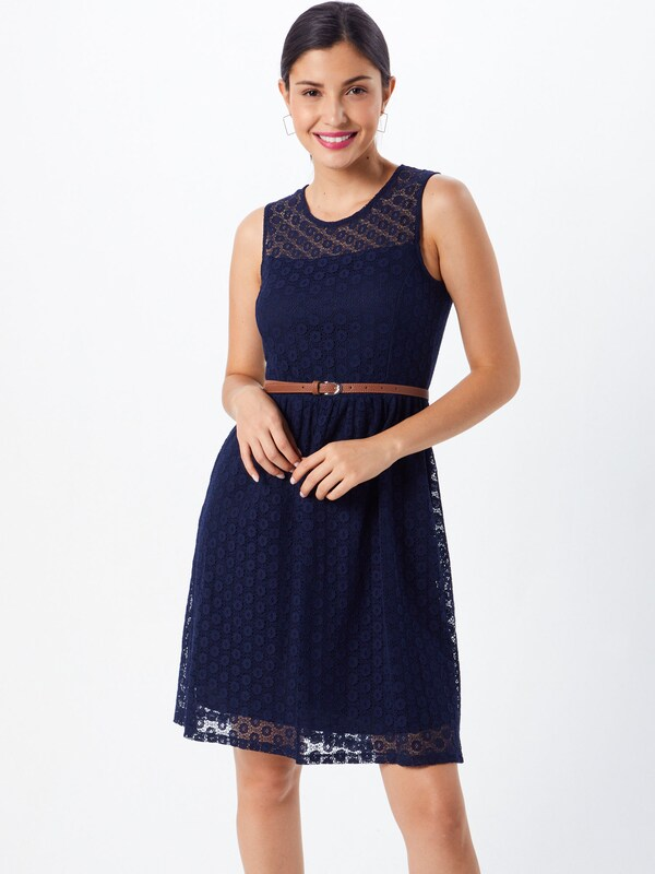ABOUT YOU Kleid 'Christien' in navy, Modelansicht