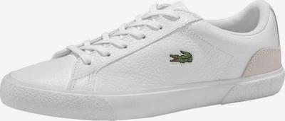 Sneaker low 'Lerond 120' LACOSTE pe bej / alb, Vizualizare produs