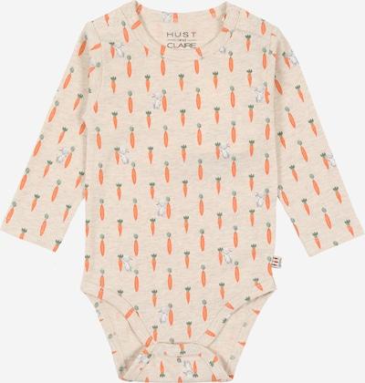 Salopetă/Body 'Bebe' Hust & Claire pe culori mixte / portocaliu pastel, Vizualizare produs