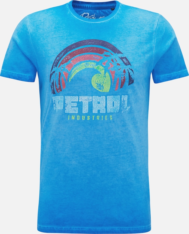 Blau Industries Petrol T Industries Petrol shirt Blau Industries T Petrol shirt T shirt wnERFABR