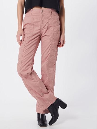 ESPRIT Hose 'F Play Pants' in rosé, Modelansicht