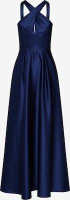 Robe de soirée - Laona en bleu