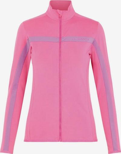 J.Lindeberg Janice Midlayer Jacke in rosa: Frontalansicht