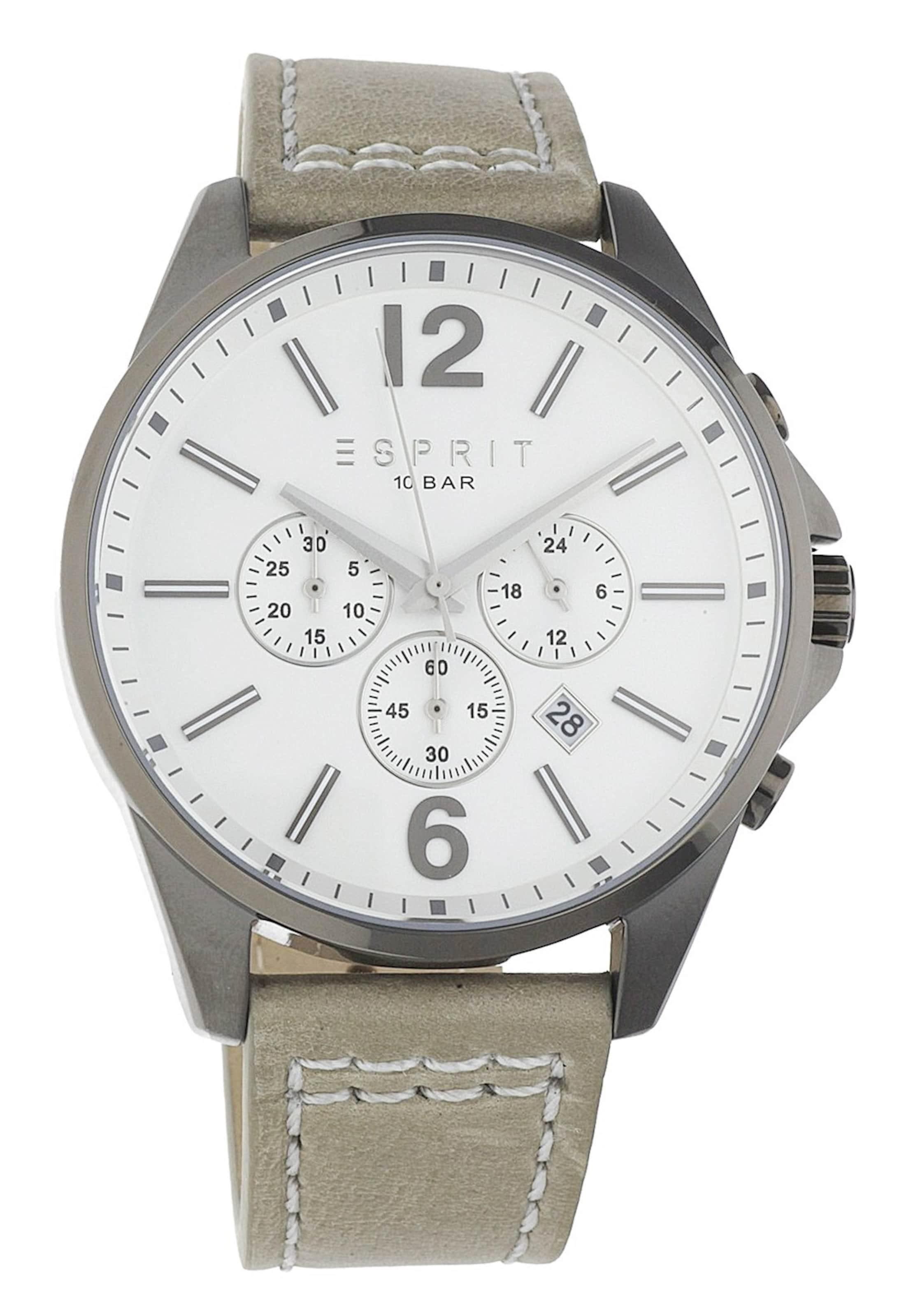 ESPRIT Armbanduhr 'Tallac' mit schlichtem Design Genießen Günstig Online 6KPk7Q