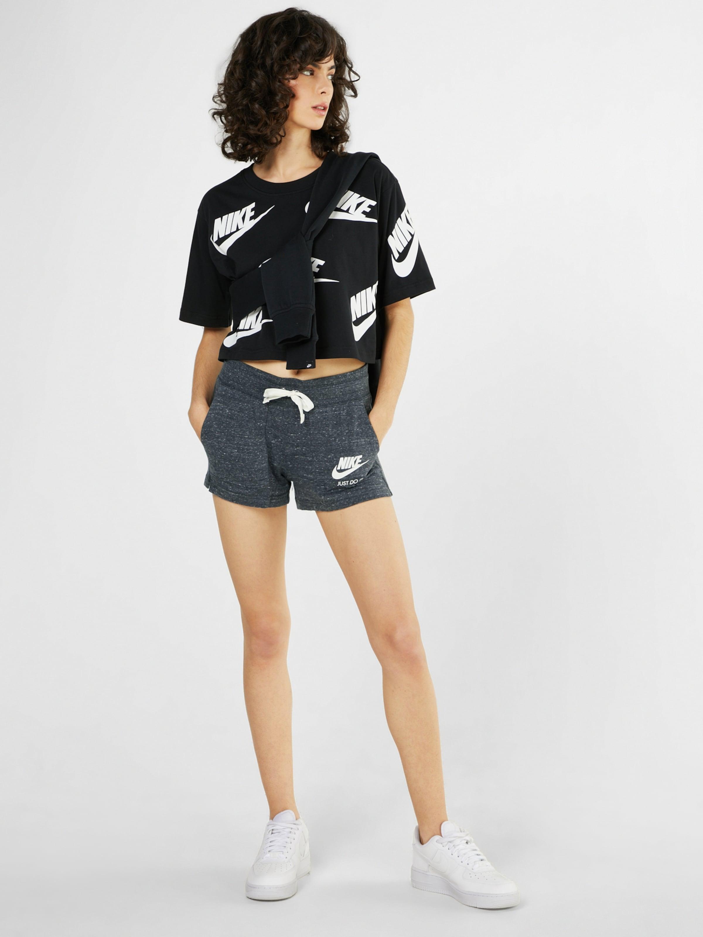 Sportswear Short In Anthrazit Nike 'vintage' reQoCxBdW