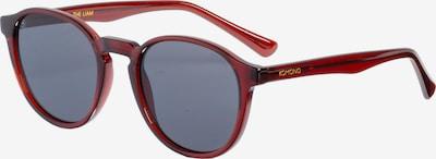 Komono Sonnenbrille 'Liam S6801' in rot, Produktansicht