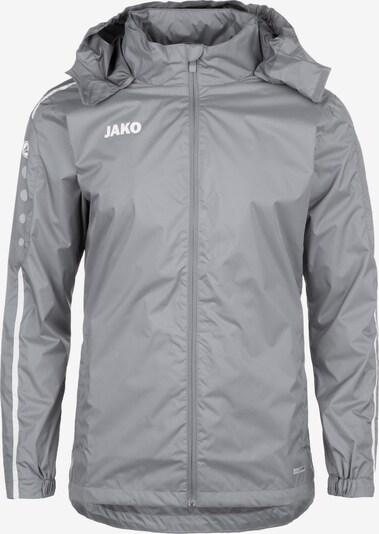 JAKO Sportjas in de kleur Grijs, Productweergave