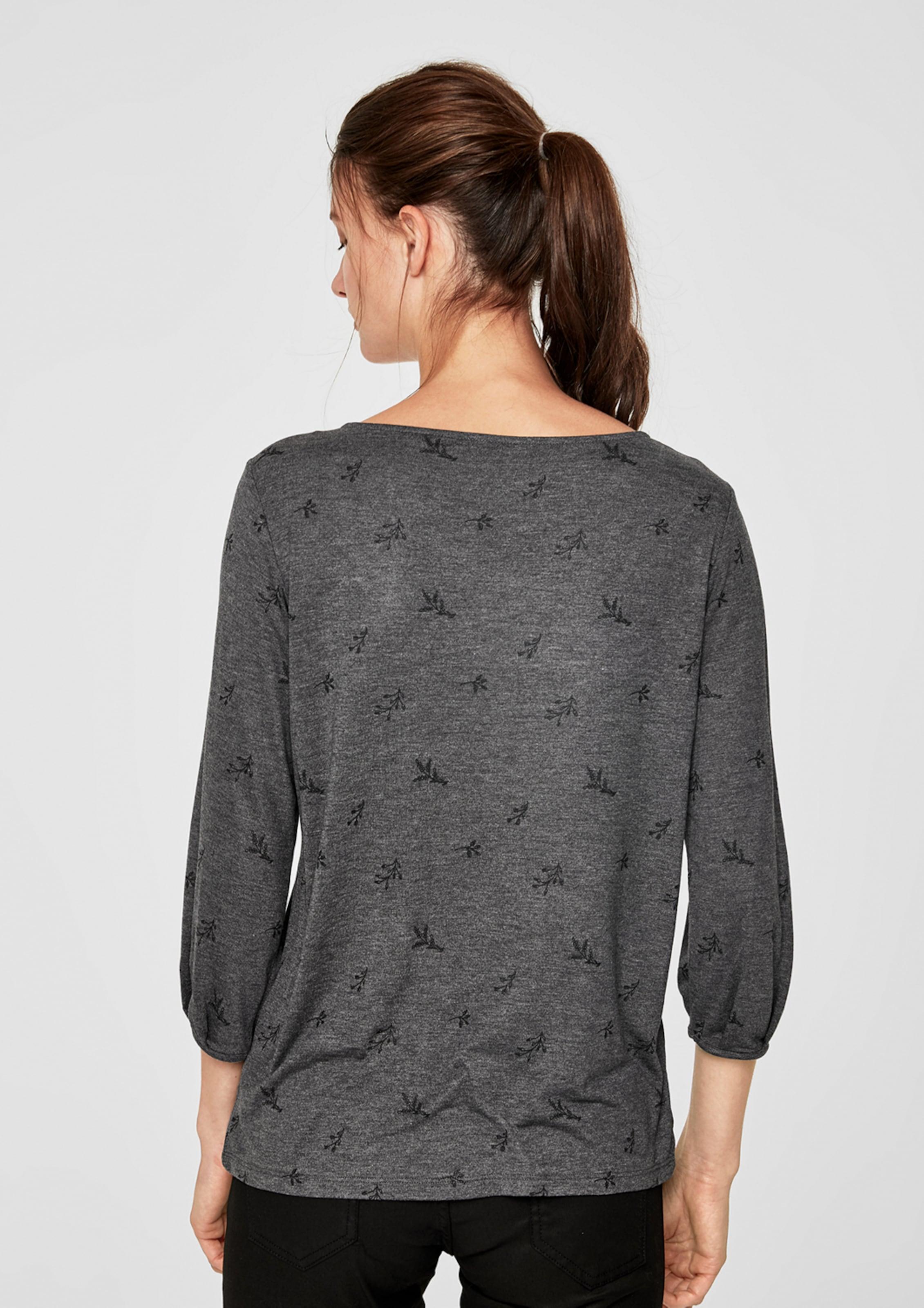 oliver Red S Shirt In Graumeliert Label 80wmOvnN