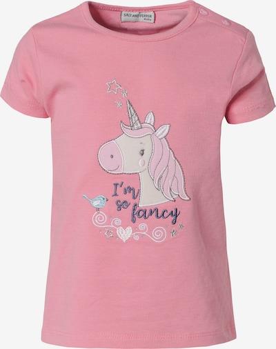 SALT AND PEPPER T-Shirt in pink, Produktansicht