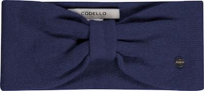 CODELLO Stirnband in navy, Produktansicht