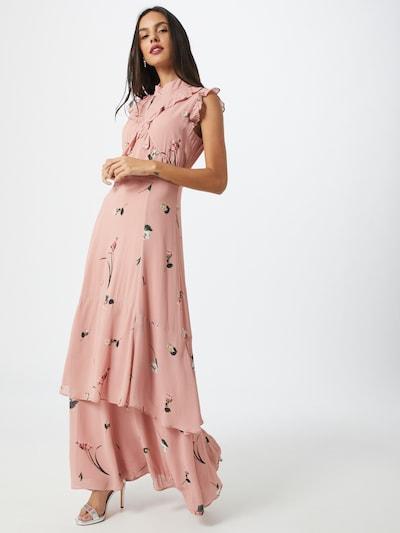 IVY & OAK Kleid in mischfarben / koralle, Modelansicht