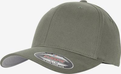 Flexfit Cap 'Brushed Twill' in apfel, Produktansicht
