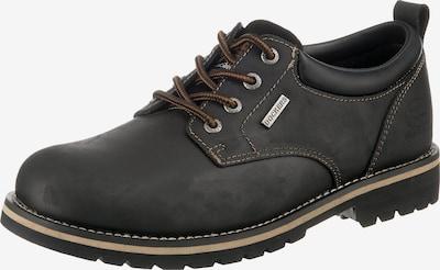 fekete Dockers by Gerli Fűzős cipő, Termék nézet