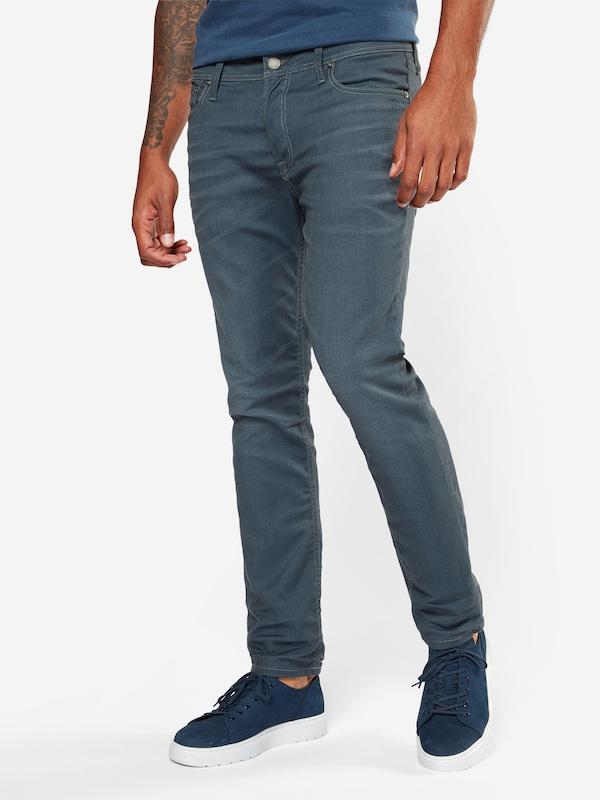 Citaten Weergeven Jeans : Jack jones jeans tim original in blauw about you