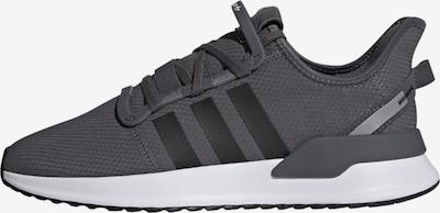 ADIDAS ORIGINALS Sneaker 'U_Path Run' in dunkelgrau / weiß, Produktansicht