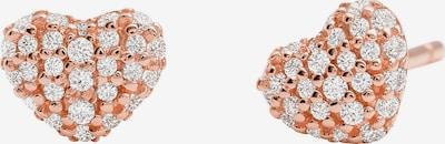 Michael Kors Náušnice - růžově zlatá, Produkt