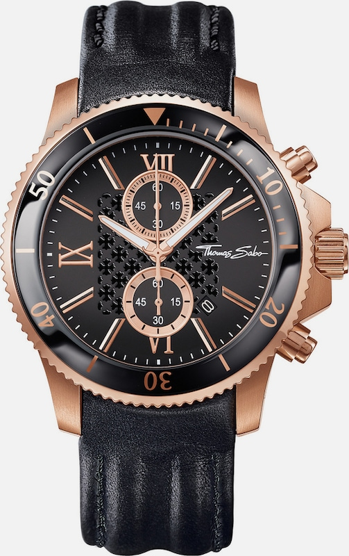 Thomas Sabo Chronograph »REBEL RACE, WA0189«