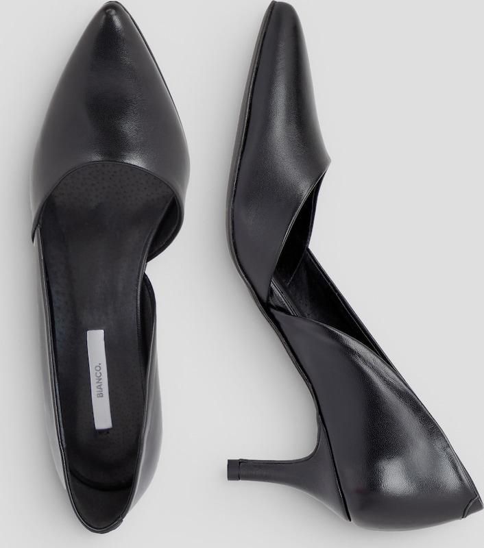 Bianco | Low Cut Wildleder Pumps Pumps Pumps Schuhe Gut getragene Schuhe f55394
