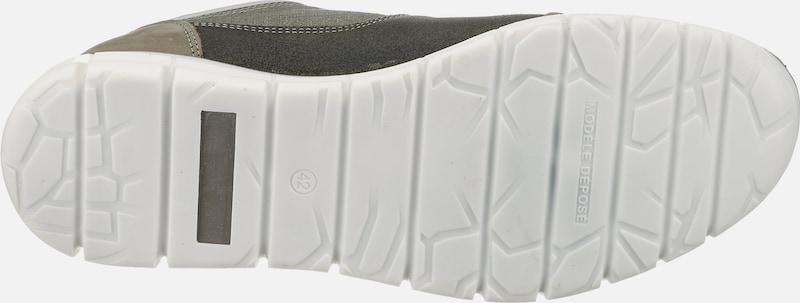 Haltbare Mode billige Schuhe BULLBOXER   Sneaker getragene in Jeans-Optik Schuhe Gut getragene Sneaker Schuhe c6265b