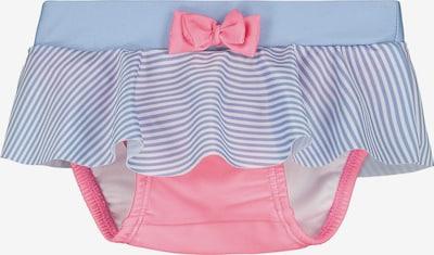 STEIFF Schwimmwindel in blau / rosa / weiß, Produktansicht