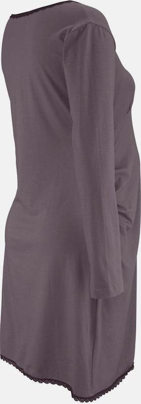 MARIE CLAIRE Umstandsnachthemd mit Knopfleiste am Ausschnitt