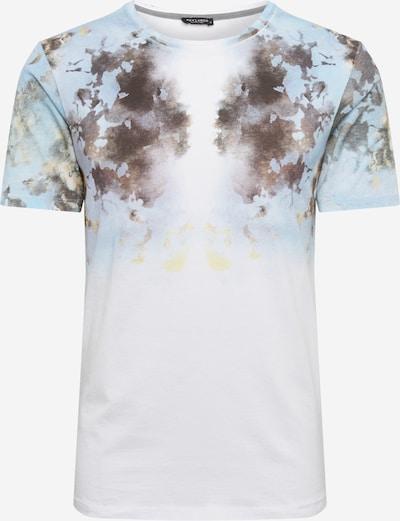 Key Largo T-Shirt 'MT COMMODORE round' in blau / weiß, Produktansicht