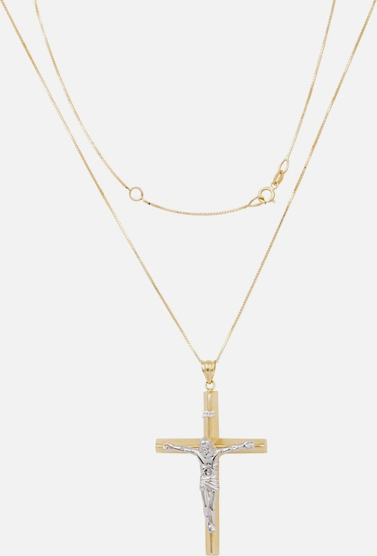 Firetti Chain Necklace Cross
