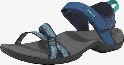 TEVA Sandale in blau / schwarz, Produktansicht