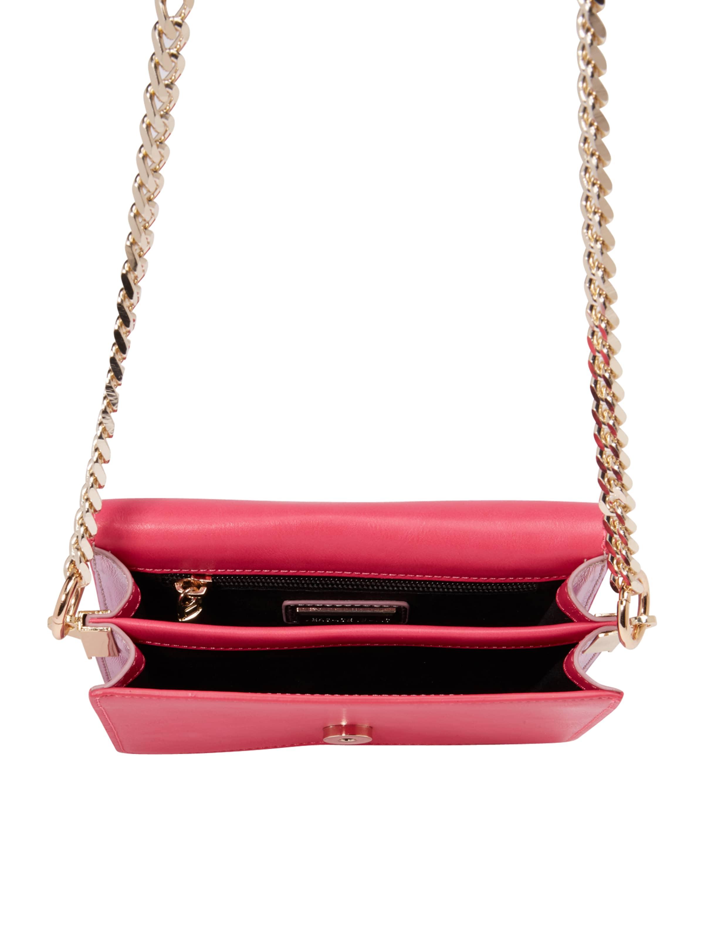 Versace Sac En Jeans Bandoulière À Rouge SUpLzMqjVG