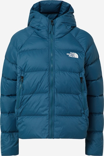 THE NORTH FACE Sportjacke 'HYALITE' in petrol / weiß, Produktansicht