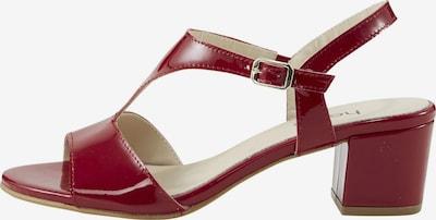 heine Sandalette in rot, Produktansicht
