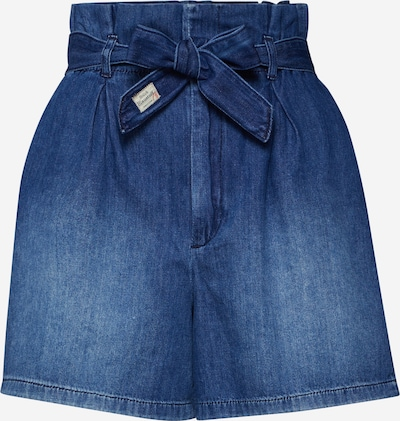 Herrlicher Jeansshorts 'Comfy' in blau, Produktansicht