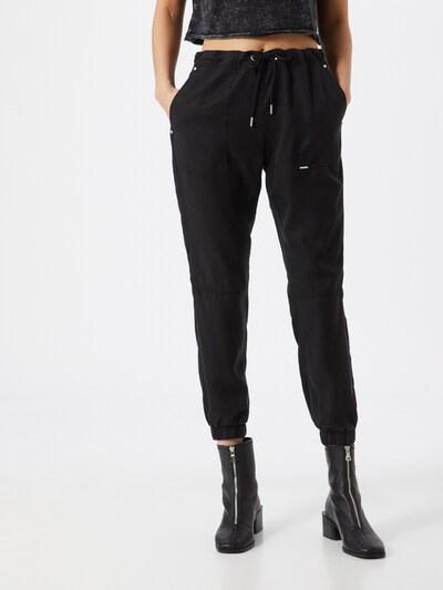 Superdry Hose 'SONORAN' in schwarz, Modelansicht