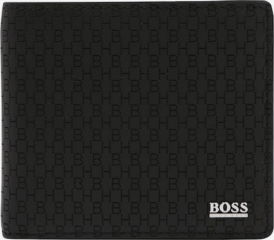 BOSS Portemonnaie 'Crosstown L_4 cc co' in schwarz, Produktansicht