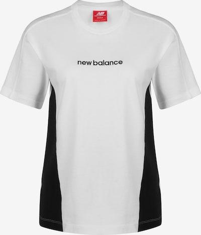 new balance T-Shirt ' WT93503 W ' in weiß, Produktansicht