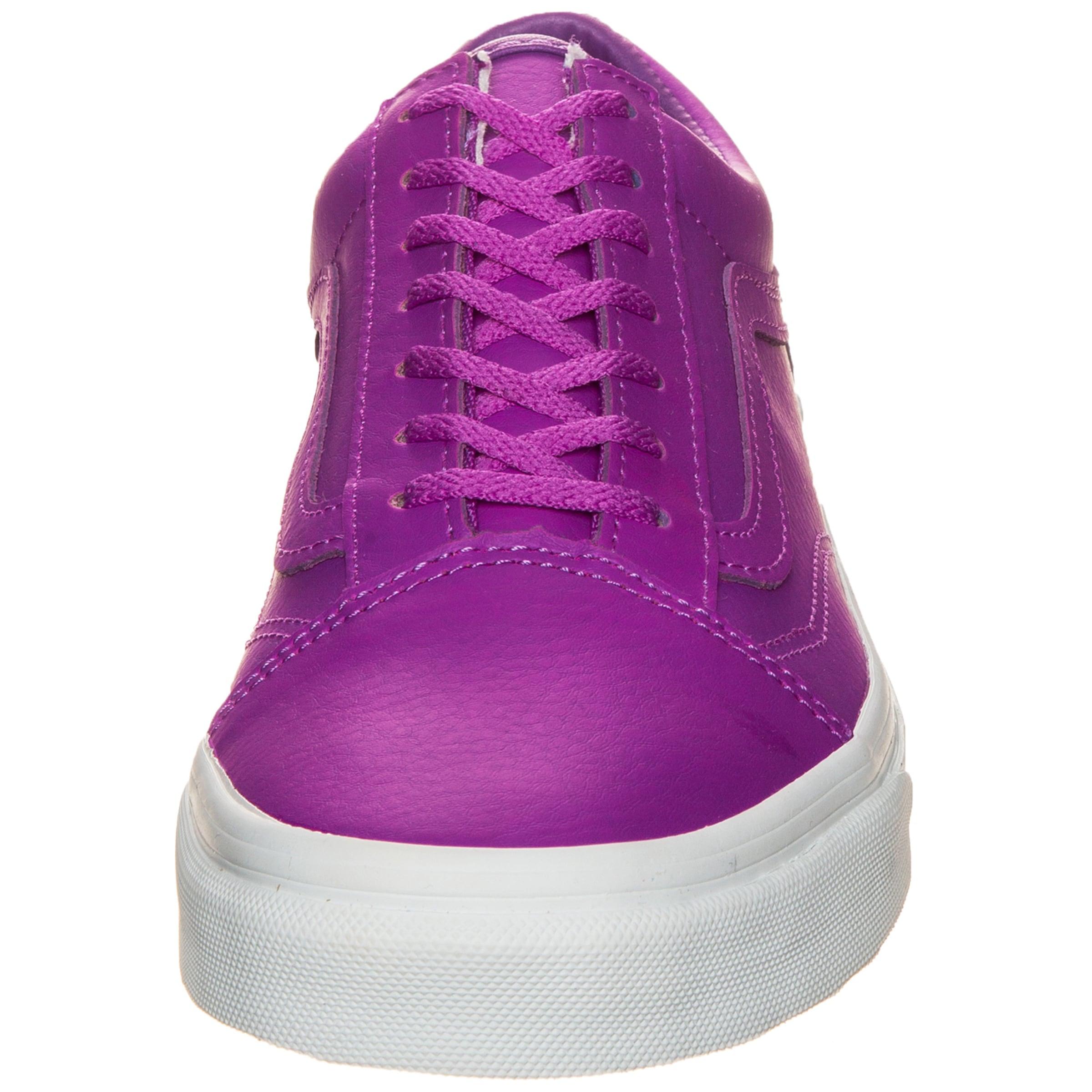 'old Violet Vans Baskets Skool' Basses En HE9IDW2