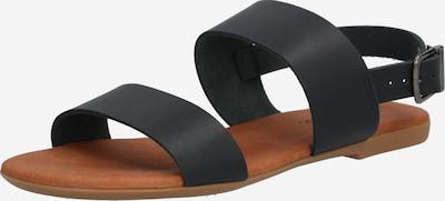 Bianco Sandały z rzemykami 'BIABROOKE' w kolorze czarnym, Podgląd produktu